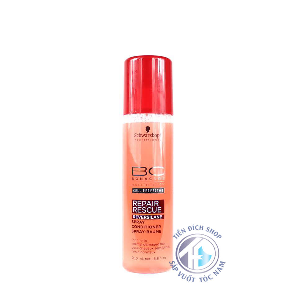 Review Schwarzkopf BC Repair Spray