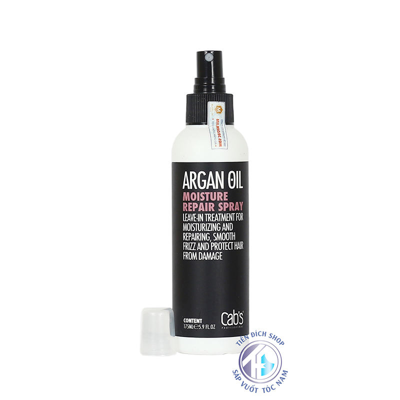CAB'S Argan Oil Moisture Repair Hairspray