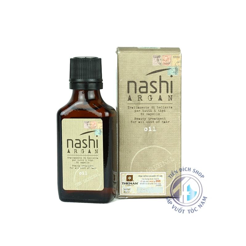 Tinh dầu dưỡng tóc Nashi Argan 30ml