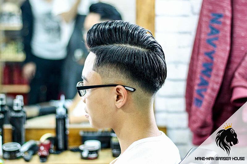Mẫu tóc nam đẹp 2020
