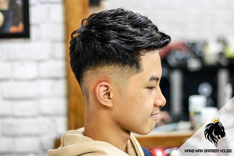 kiểu tóc đẹp 2020 hiện đại