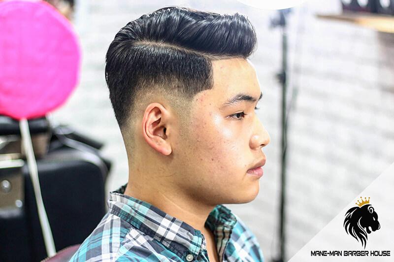 kiểu tóc nam hiện đại năm 2020