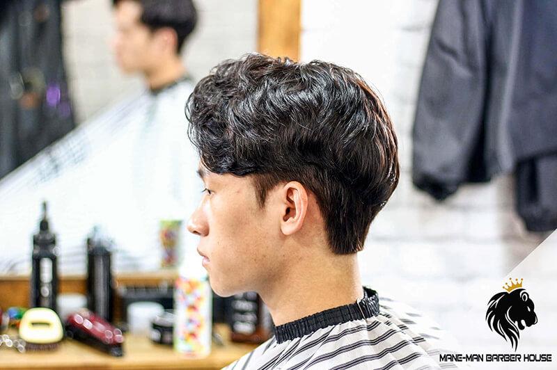kiểu tóc textured 2020