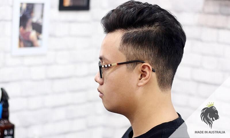 Kiểu tóc nam đẹp 2020 ngắn