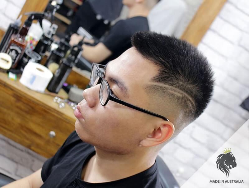 kiểu tóc ngắn đẹp 2020