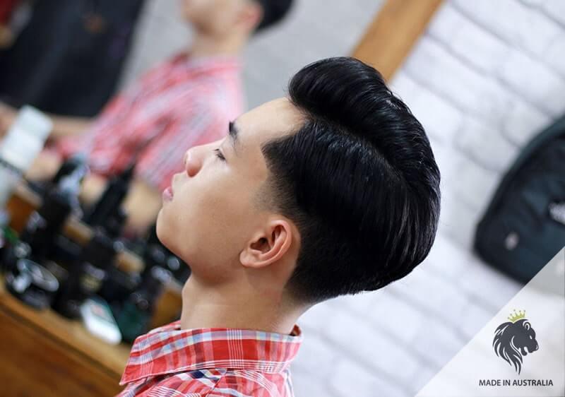 tóc nam ngắn đẹp 2020