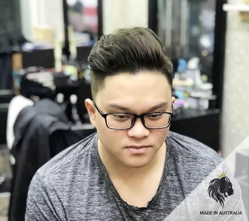kiểu tóc nam uốn 2020