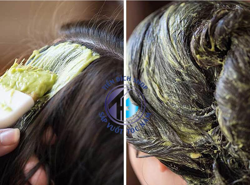 Cách dưỡng tóc tự nhiên
