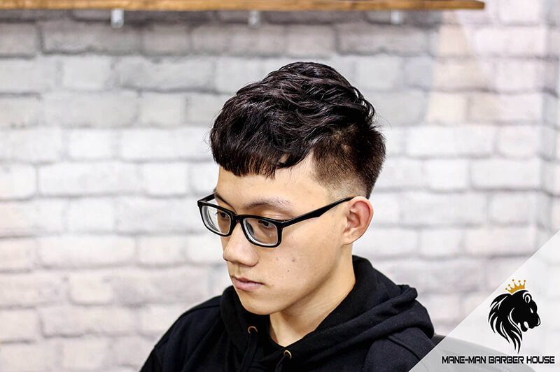 Các kiểu tóc nam đẹp 2020