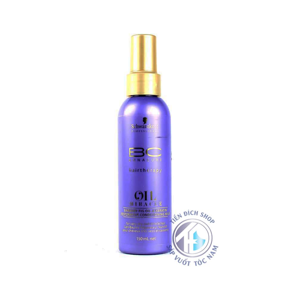 Bc Oil Miracle Barbary dành cho tóc hư tổn