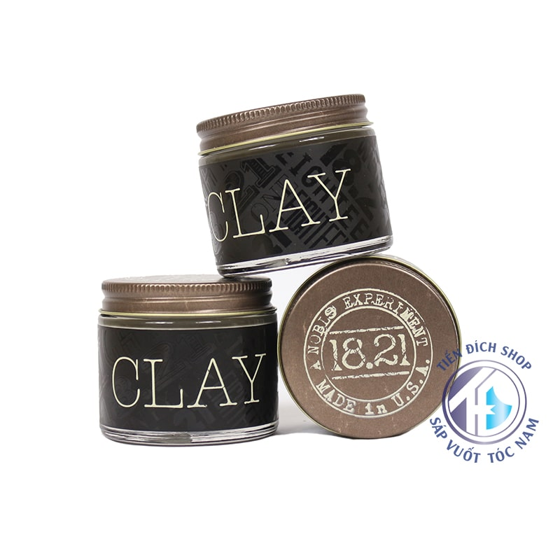 18.21 Man Made Clay - Sweet Tobacco