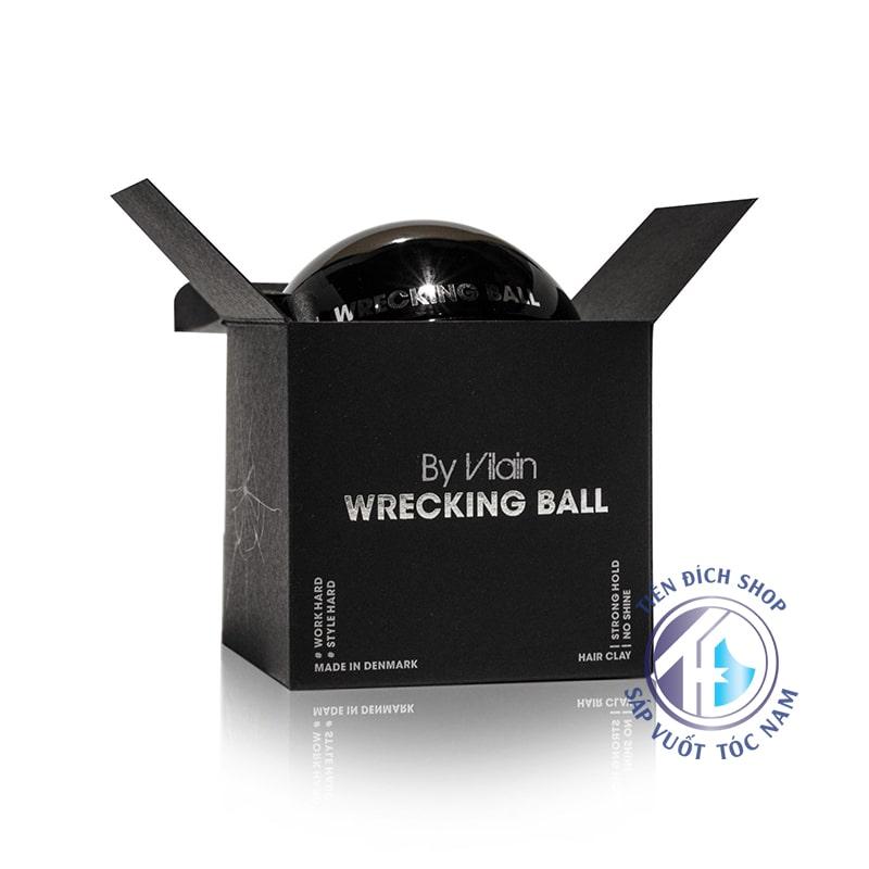 sáp By Vilain Wrecking Ball 2019