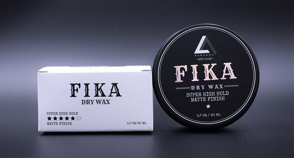 Đánh giá / Review Sáp vuốt tóc FIKA Dry Wax By PARADOX