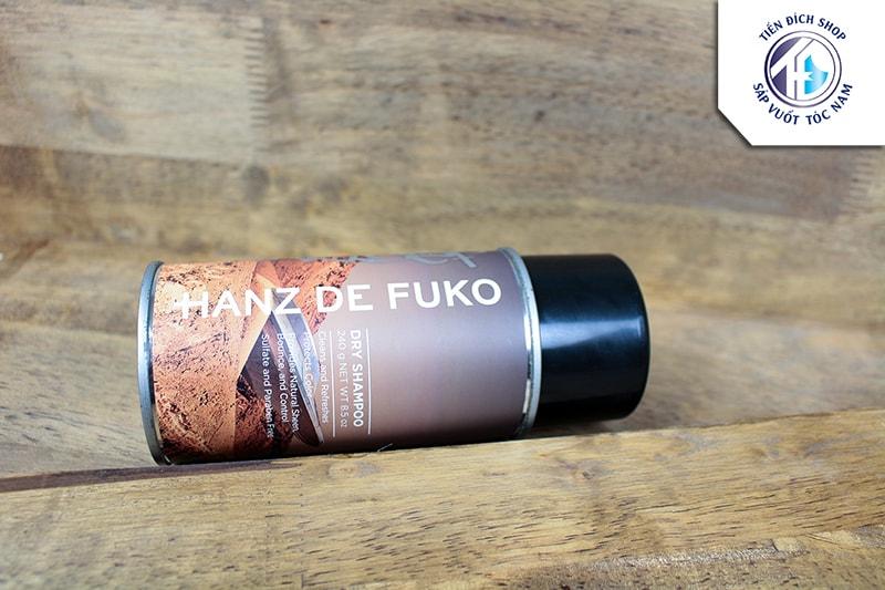 dầu gội khô hanz de fuko