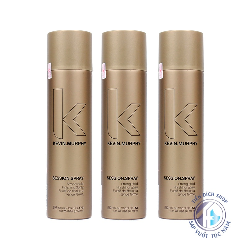 Gôm Xịt Tóc Kevin Murphy Session Spray V2 400ml