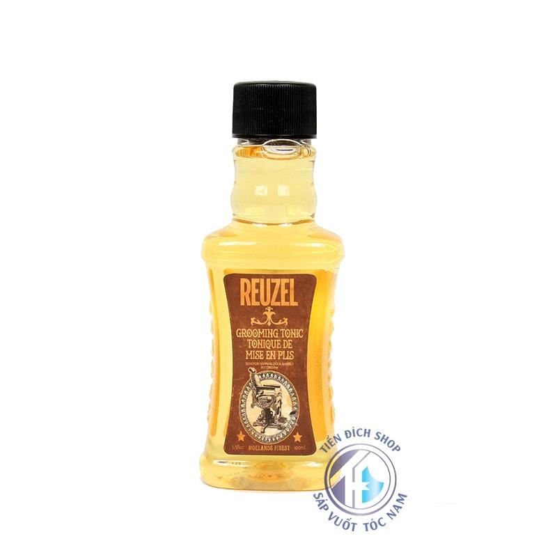 Xịt tạo phồng tóc Reuzel Grooming Tonic 100ml