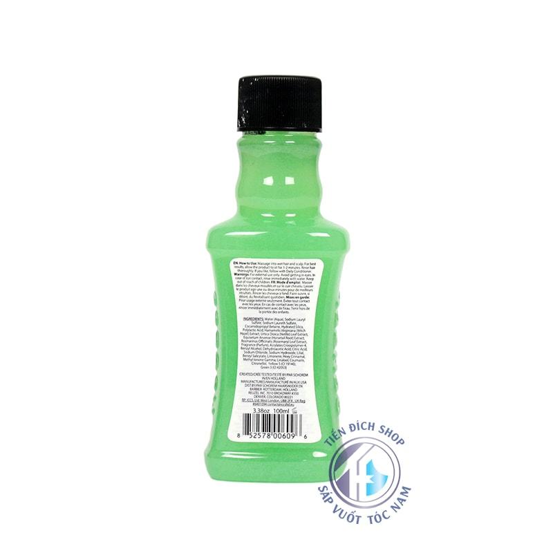 Reuzel Scrub Shampoo 100ml chính hãng