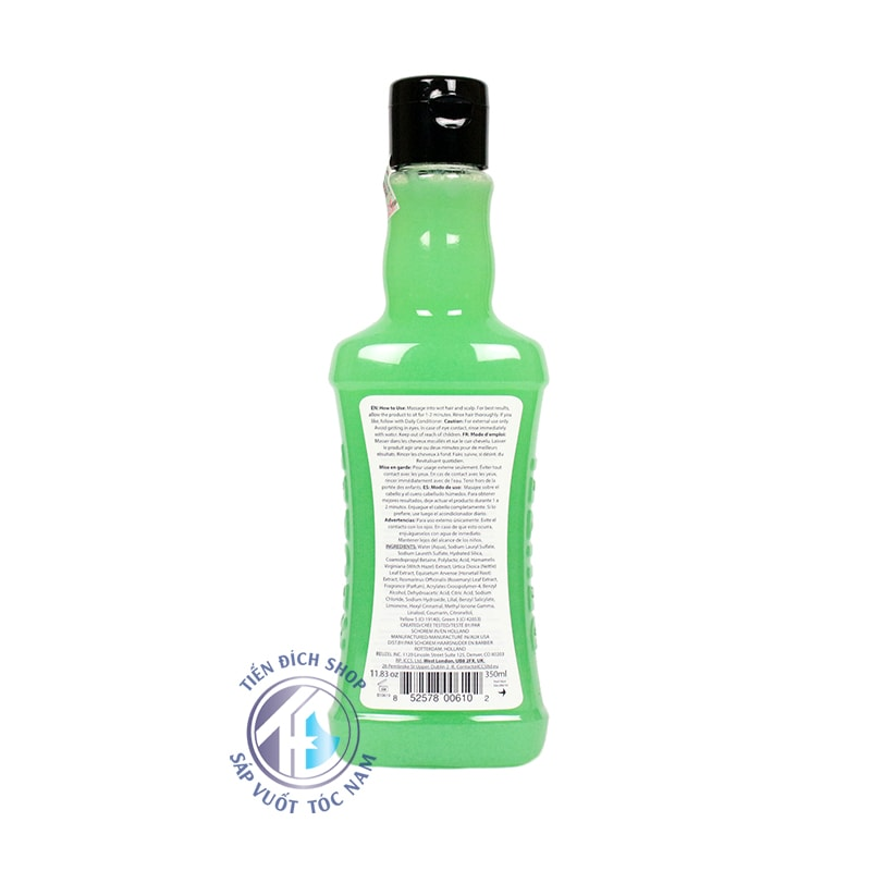 Reuzel Scrub Scalp Cleansing Exfoliating Shampoo