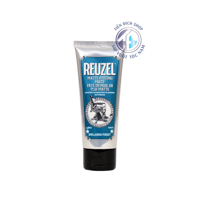 reuzel styling matte paste
