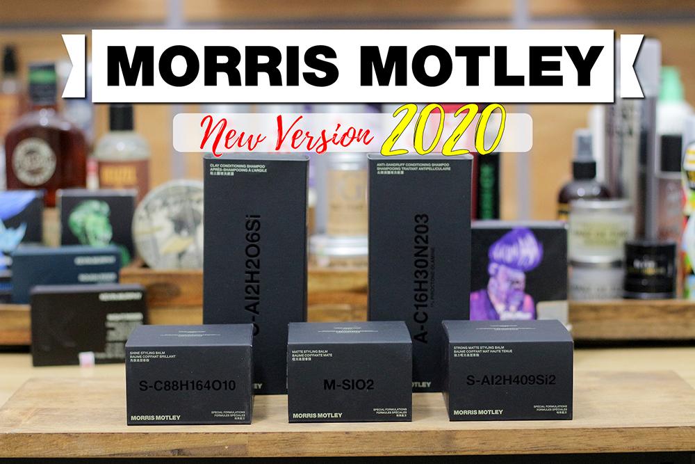 Morris Motley Năm 2020