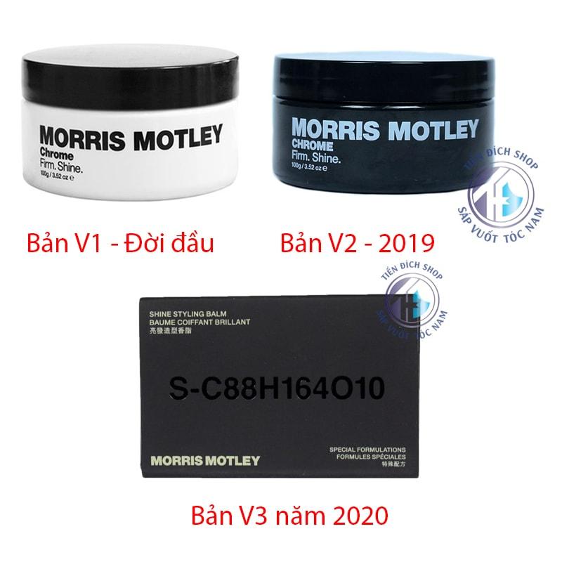 Các phiên bản Morris Motley Shine Styling Balm