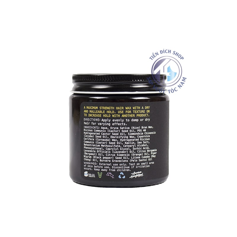 O'douds Dry Wax – Maximum Hold