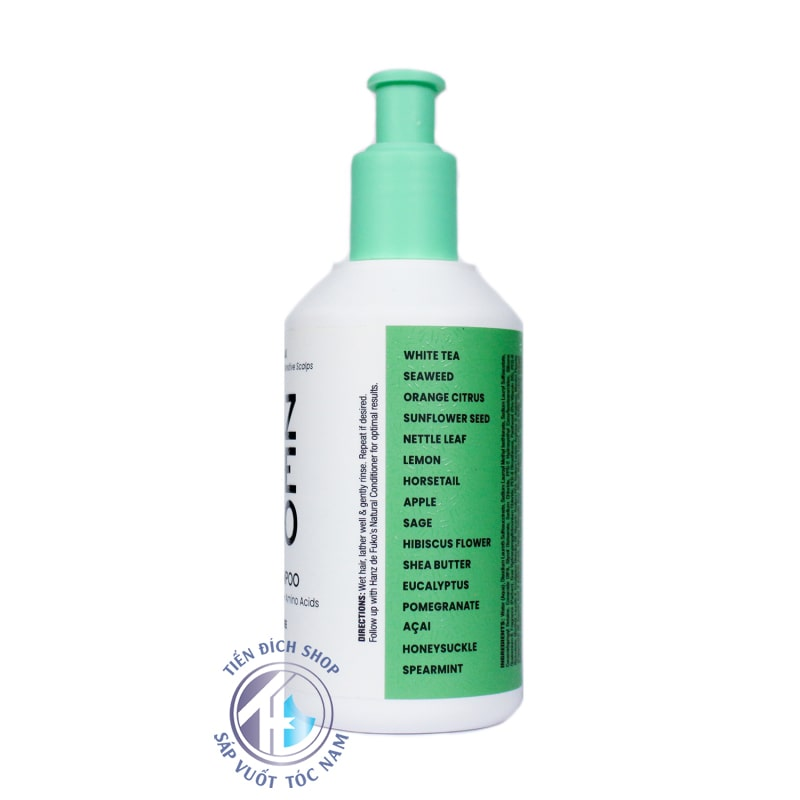 Dầu gội Hanz De Fuko Natural Shampoo
