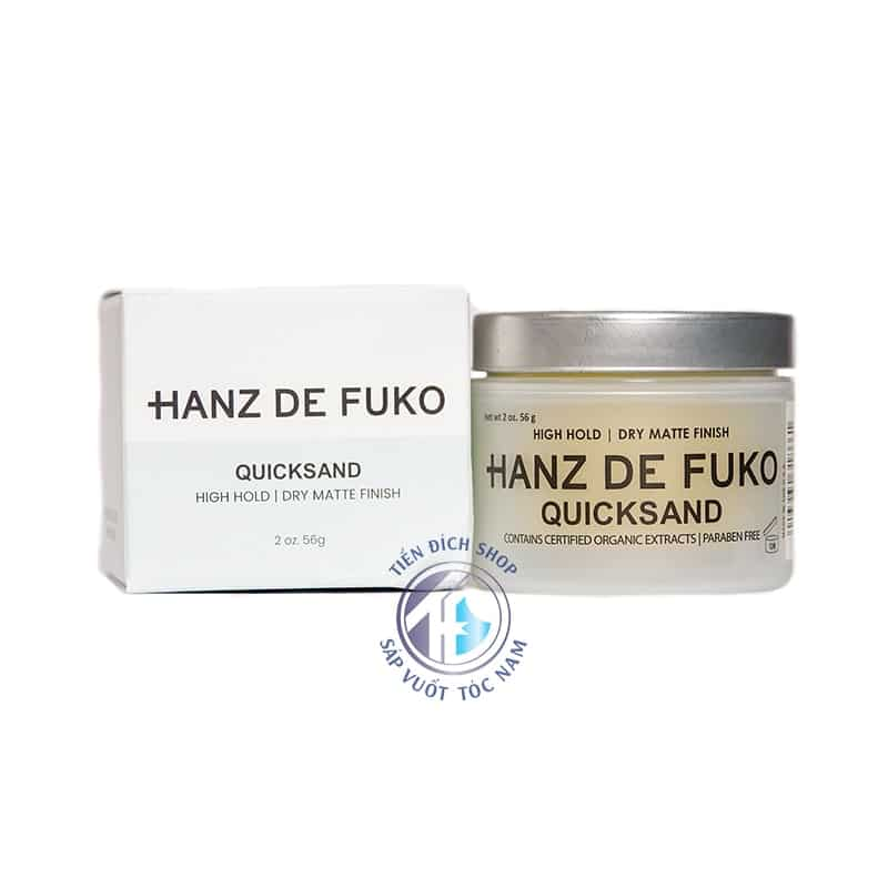 sáp Hanz De Fuko Quicksand