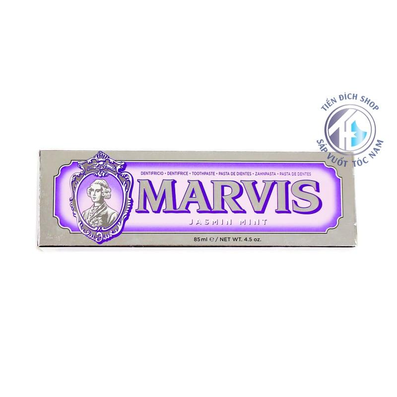 Kem đánh răng Marvis Jasmin Mint