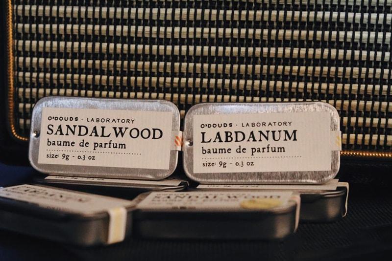 Nước hoa khô nam O'Douds - Labdanum Baume De Parfum