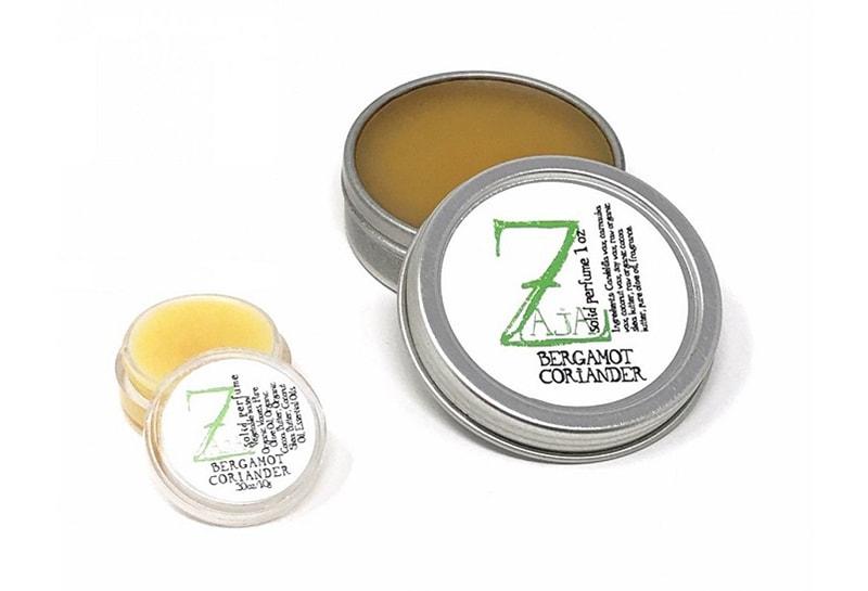 Nước hoa khô nữ Zaja Natural Solid Perfume
