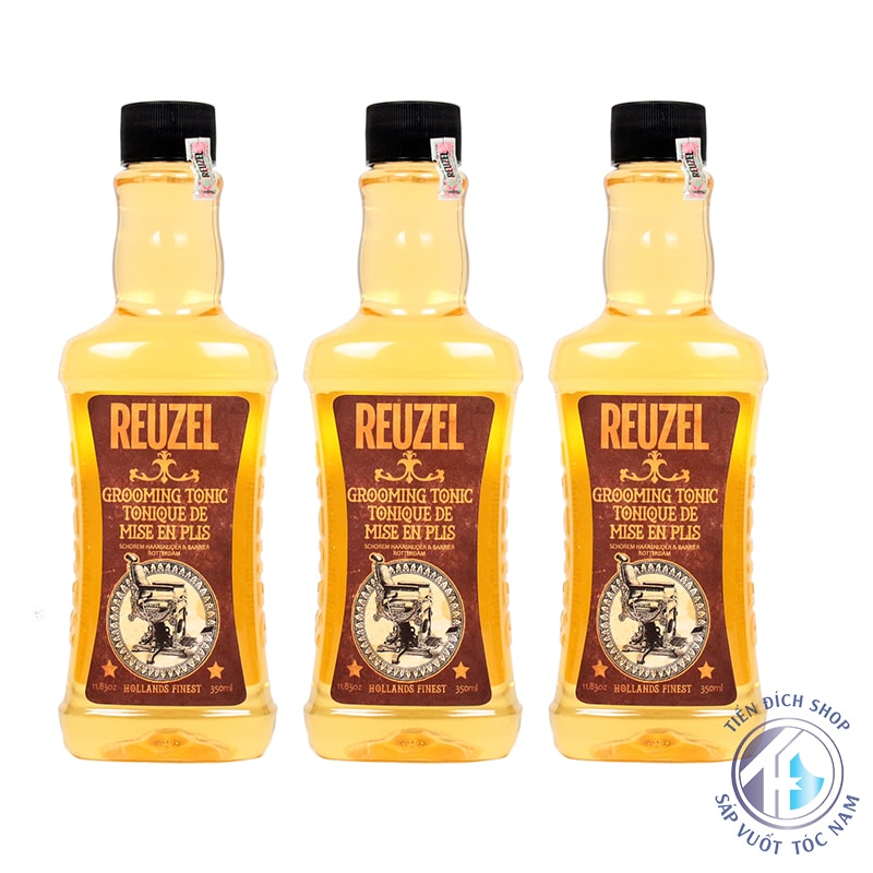 Pre Styling Reuzel Grooming Tonic