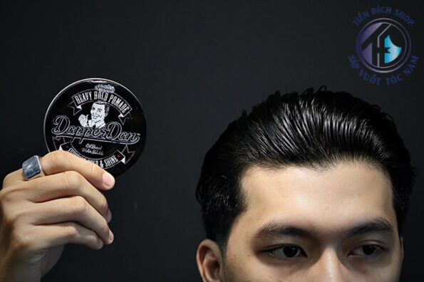 review Dapper Dan Heavy Hold Pomade