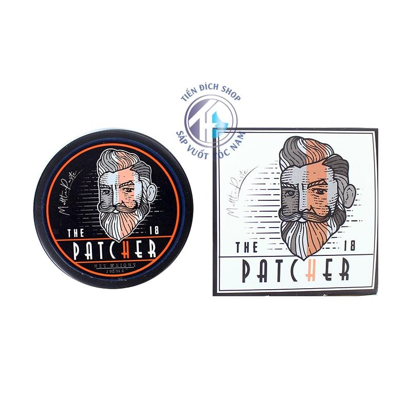 Sáp vuốt tóc The Patcher chính hãng