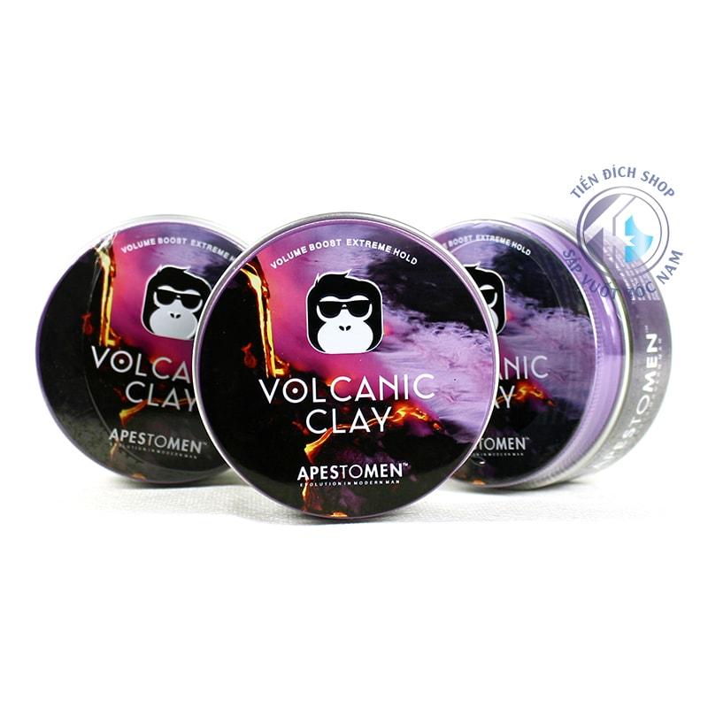 Sáp vuốt tóc Volcanic Clay 2020