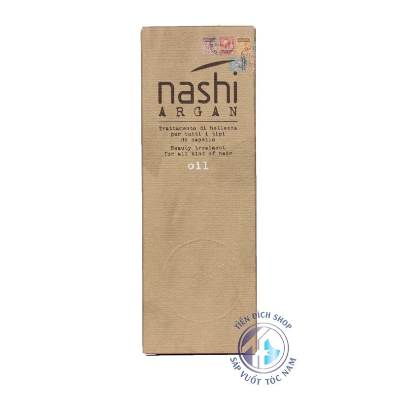 Tinh dầu dưỡng tóc Nashi Argan 100ml