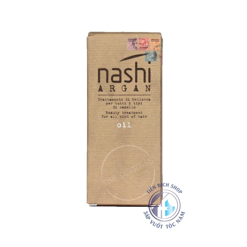 Tinh dầu dưỡng tóc Nashi Argan 30ml chính hãng