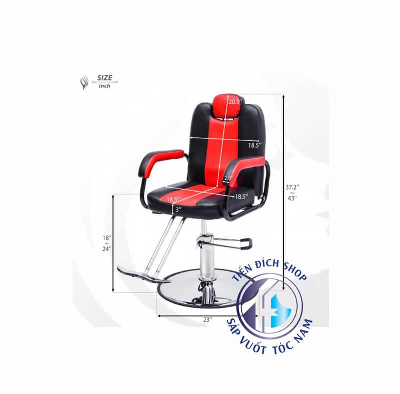 Ghế cắt tóc nữ đẹp 2020