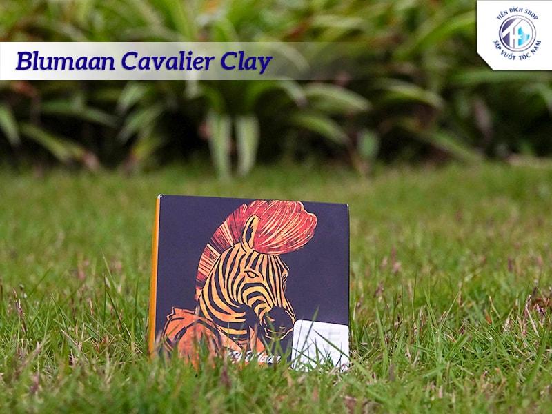 Sáp Blumaan Cavalier Clay– Blumaan Ngựa Vằn dạng Clay