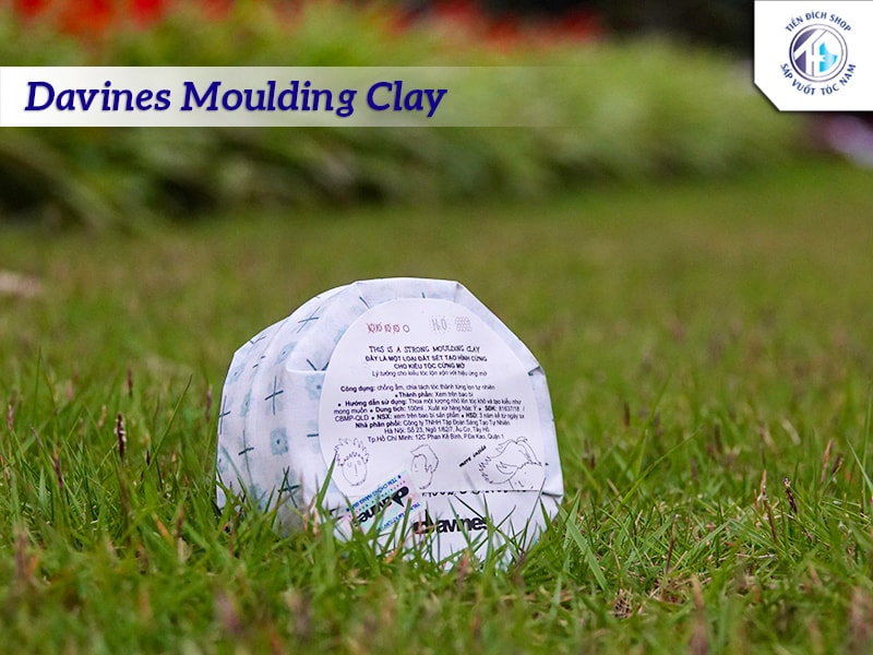 Sáp Davines Strong Moulding Clay