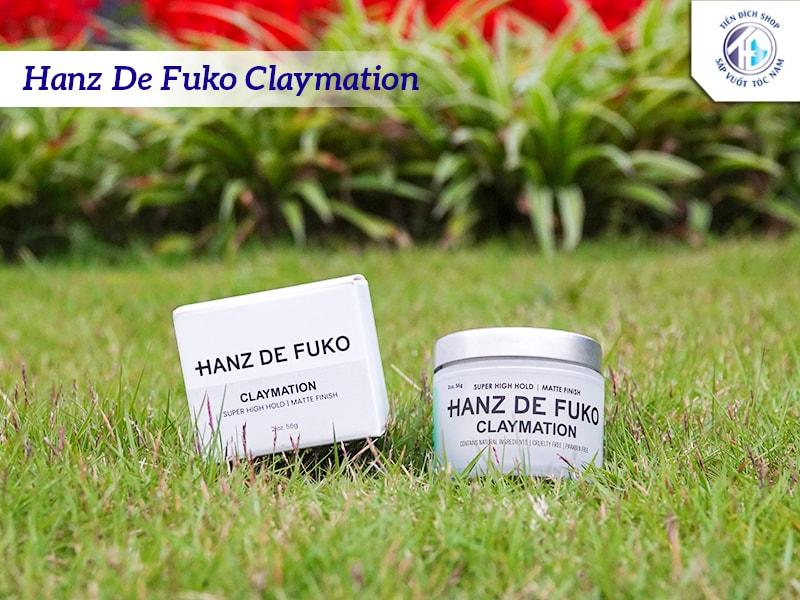 Sáp Hanz De Fuko Claymation năm 2020