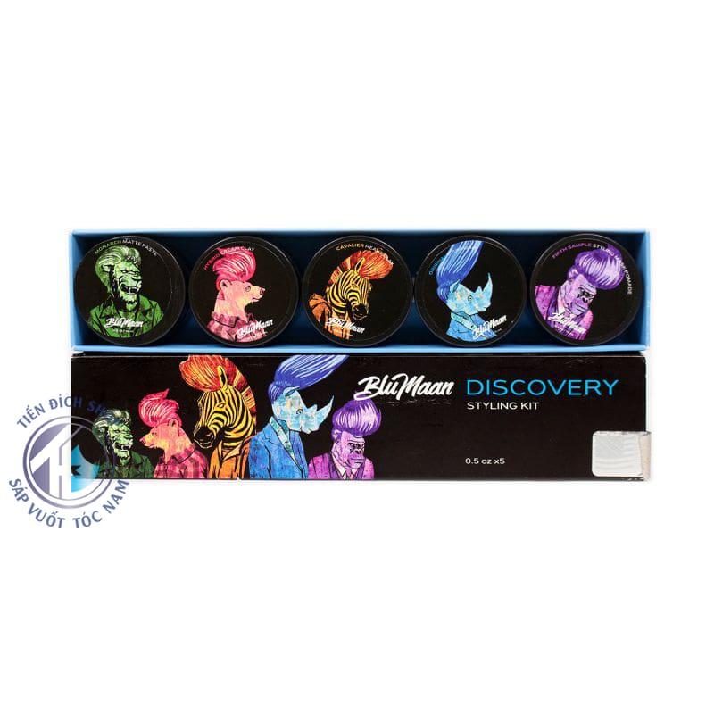 Blumaan Discovery Kit chính hãng