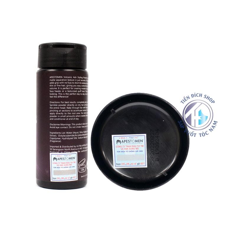 Combo Apestomen Volcanic Ash Và Volcanic Clay 2020