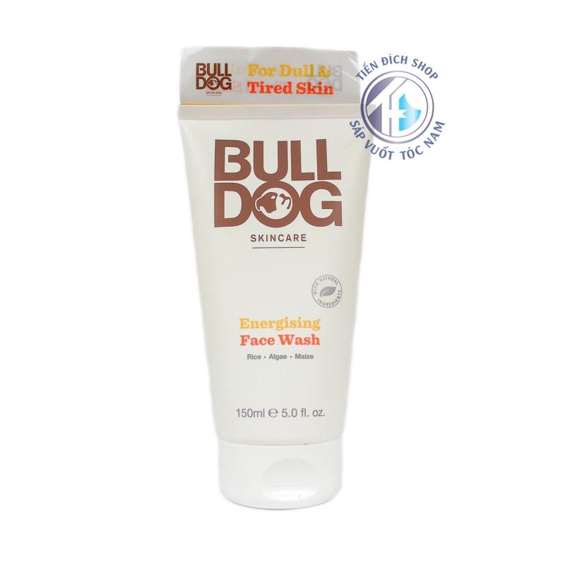 Sữa rửa mặt Bulldog Energising Face Wash