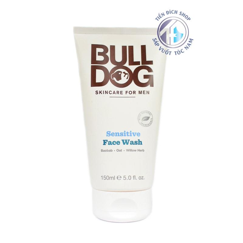 sữa rửa mặt Bulldog Sensitive Face Wash