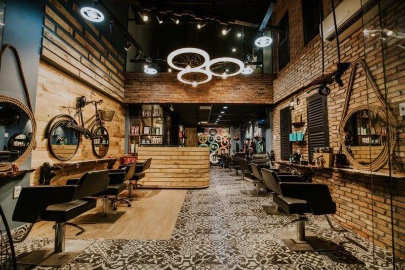 TOP #15 GHẾ CẮT TÓC NAM NỮ bền, đẹp, giá rẻ dành cho Salon và Barber Shop năm 2020