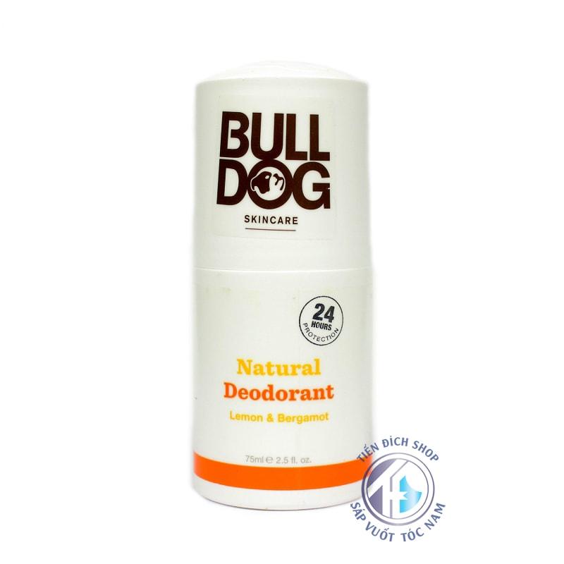Lăn khử mùi nam Bulldog Lemon & Bergamot