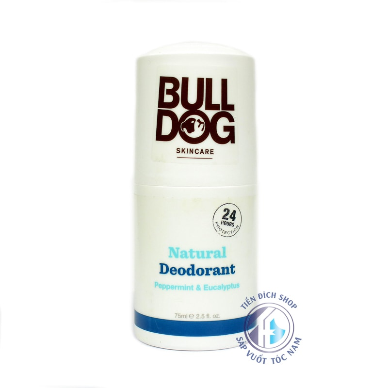 Lăn khử mùi Bulldog Peppermint & Eucalyptus