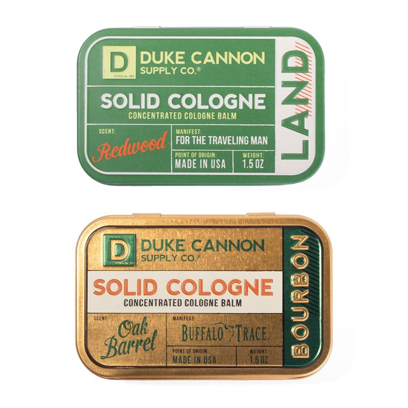 Nước hoa khô Duke Cannon