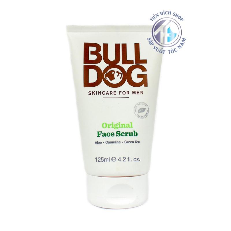 Tẩy tế bào da chết Bulldog Original Face Scrub